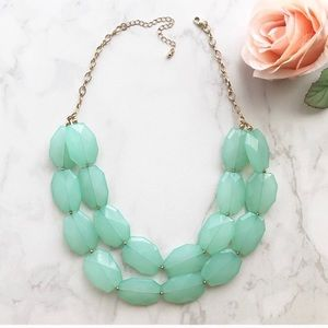 Jewelry - NWT Mint Necklace